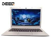 DEEQwindows 10 Intel Skylake/kabylake U i5 7200U 13.3 inch DDR4 RAM 4G 128G SSD laptop with AC WIFI backlight keyboard