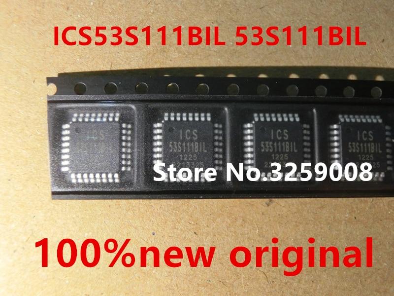 ICS53S111BIL 53S111BIL 100% new imported original 5PCS/10PCS logic ics 10 шт sm8 sn74lvc2t45dctr