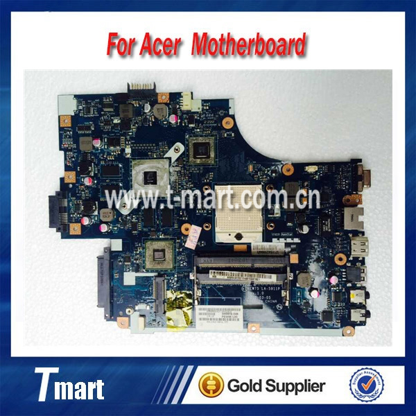 100% working Laptop Motherboard for ACER 5551G 5552G LA-5911P System Board fully tested куплю маз 5551 5549 в украине