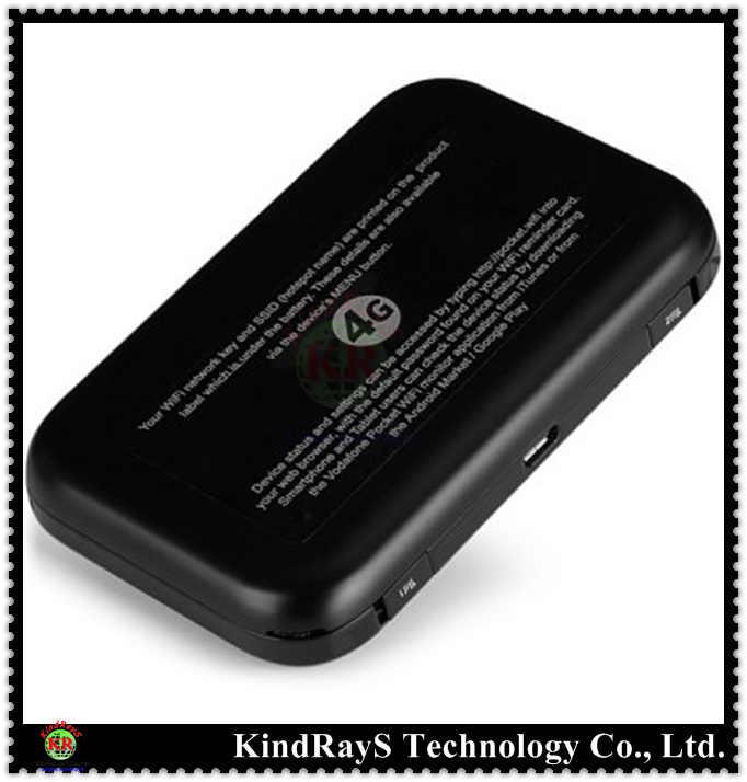 Desbloqueado lte 150Mbps Huawei E5372 4G LTE wifi router 4g lte mIFI dongle 4g e5372s-32 Vodafone r215 wifi router ranura para tarjeta sim