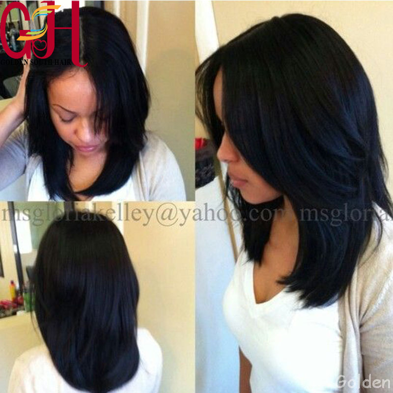 Tremendous Online Buy Wholesale Layered Bob Wig From China Layered Bob Wig Hairstyles For Women Draintrainus