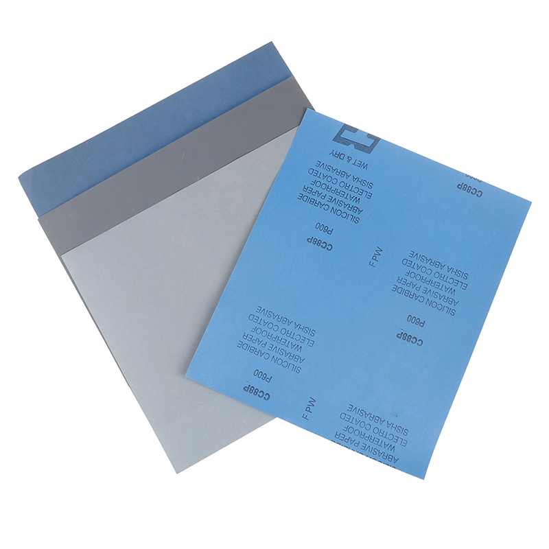1Pcs Wet/dry Grit 800-5000 Wet And Dry Polishing Sanding Abrasive Sandpaper Paper Sheets Surface Finishing Made