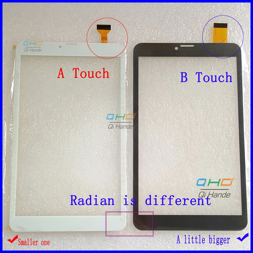 New Touch Screen Digitizer For TEXET TM-8044 8.0 3G tablet PC Touch panel sensor replace ...