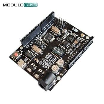UNO R3 WiFi ESP8266 32MB USB TTL konwerter CH340G CH340 ATmega328P ATmega328 Mega328 Mega328P dla Arduino Nodemcu moduł jeden
