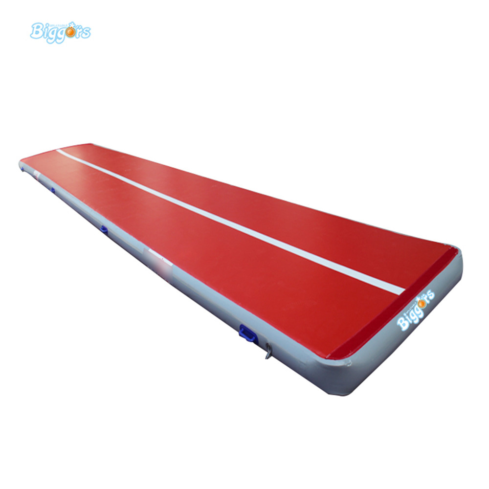 Sea Shipping Indoor Or Outdoor Inflatable Air Gym Mat Tumble Track For Sale free shipping 6 2m inflatable gym air track inflatable air track gymnastics