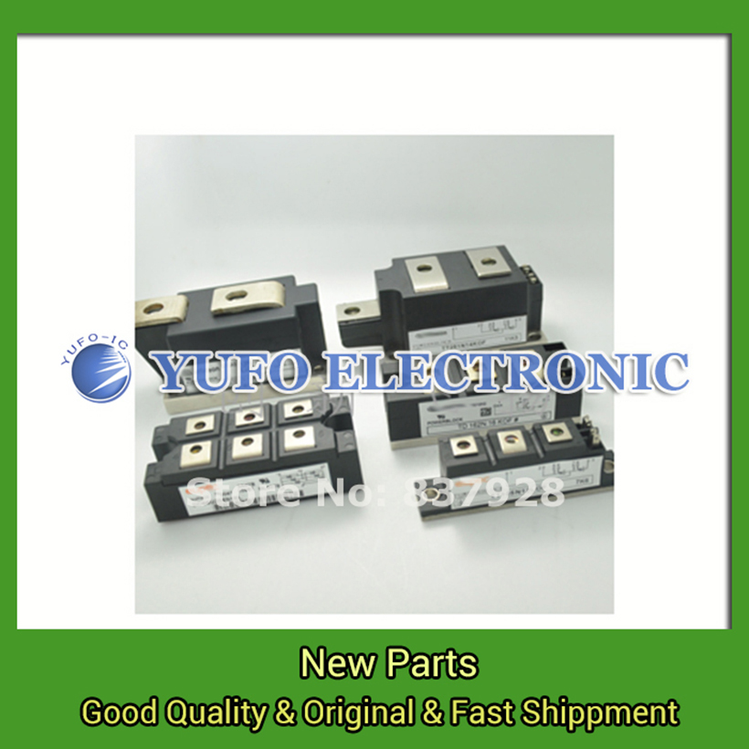 Free Shipping 1PCS  Ying Fei Lingou TT142N16KOF Parker power module genuine original spot Special supply YF0617 relay stt165gk16b [west] genuine power controlled silicon module spot direct