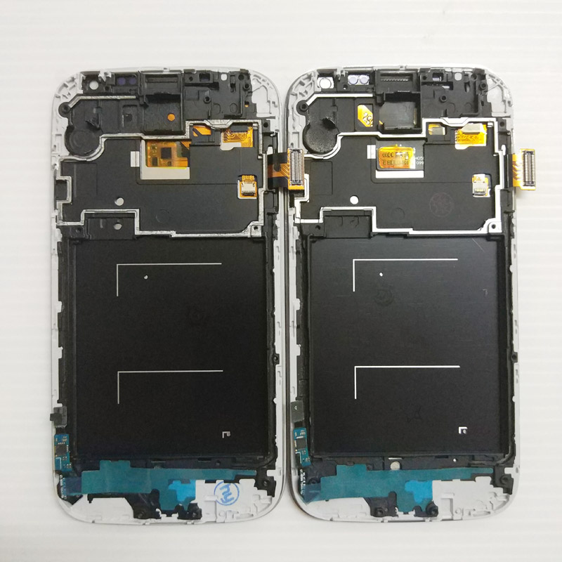 For Samsung Galaxy S4 i9500 i9505 LCD Display Panel Monitor Touch Screen Digitizer Sensor Glass Assembly
