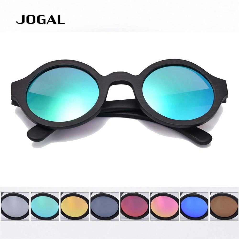men women black frame glass bamboo polarized sunglasses retro vintage wood round lens wooden frame handmade free shipping s023