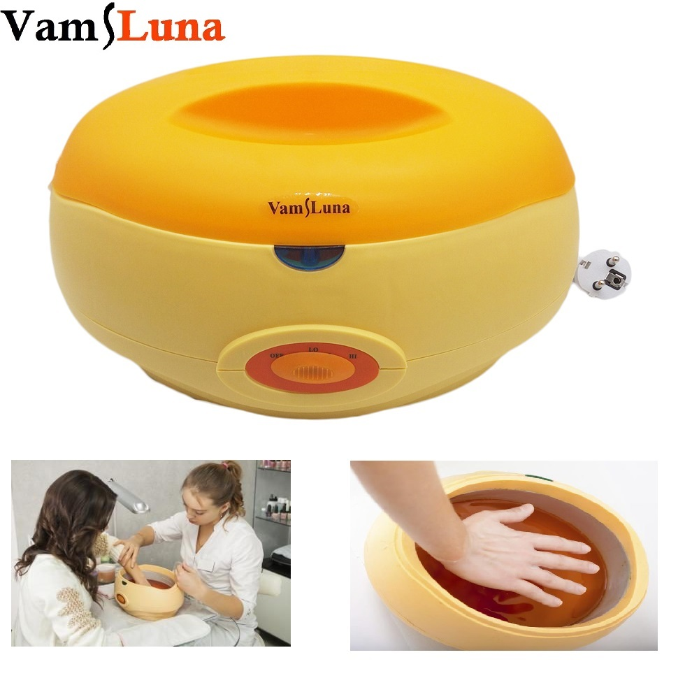2.2L Wachs Wärmer Paraffin Heizung Maschine Für Paraffinbad Wärmetherapie Für Gesichtspflege, Hand Pflege & Haar