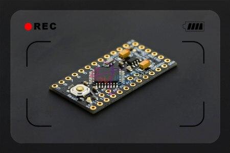 DFRobot Genuine DFRduino Pro Mini/Micro V1.3 16M5V328 ATmega328 controller board Compatible with Arduino Pro Mini-Modules arduino pro mini atmega328p 5v 16mhz development board immersion gold version