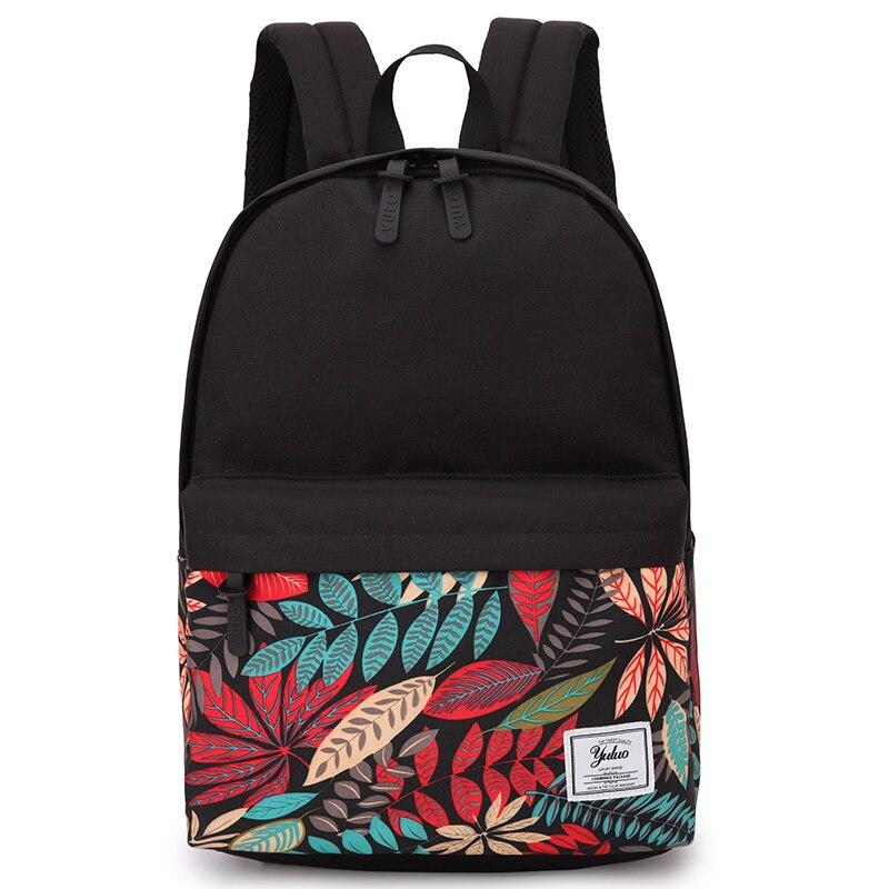 7a1669f0c0fb Купить Женский рюкзак для ноутбука для подростков девочек Школьный рюкзак  сумка большой емкости женские рюкзаки коллега Студент Бесплатная доста.