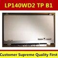 "Envío libre N140FGE-EA2 LP140WD2-TPB1 LP140WD2-TPS1 B140RTN03.0 N140FGE-E32 1600*900 30pin Nueva 14 ""pantalla LCD LED"