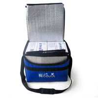 Multifunction Thermal Bag Large Out For Picnic Lunch Bags Insulation Picnic Mat Single Shoulder Messenger Folding