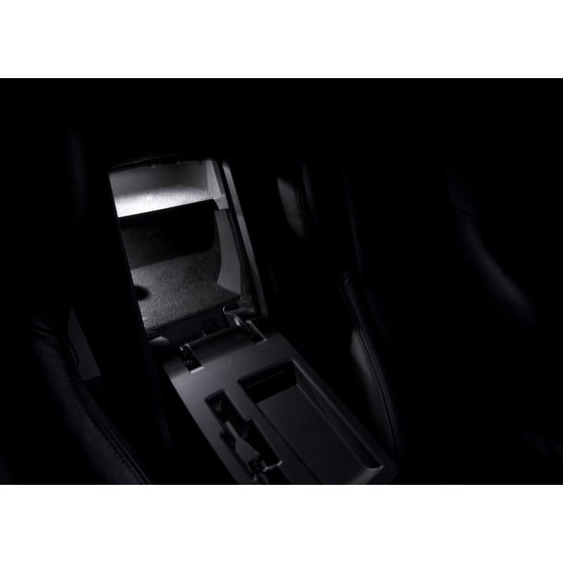 XIEYOU 9pcs Paquete de kit de luces interiores LED Canbus para Z - Luces del coche - foto 4