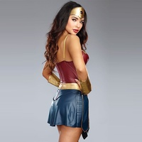 Wonder Woman Costume Halloween costumes for adult custom made Justice League Justice League 2017 Cosplay Custume