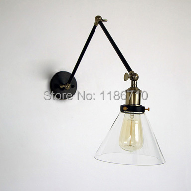 Industrial section RH designer lamp style restoring ancient ways the Titan double wall lamp rural America