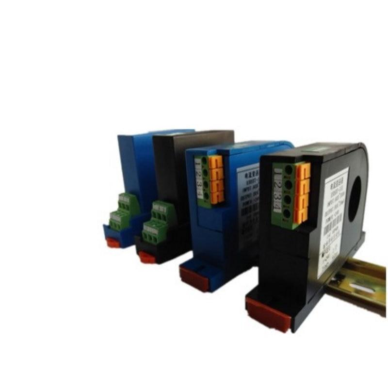Sortie de l'émetteur de courant 4-20MA Module d'isolement ca de capteur de courant Hall 0-5A 0-10 V