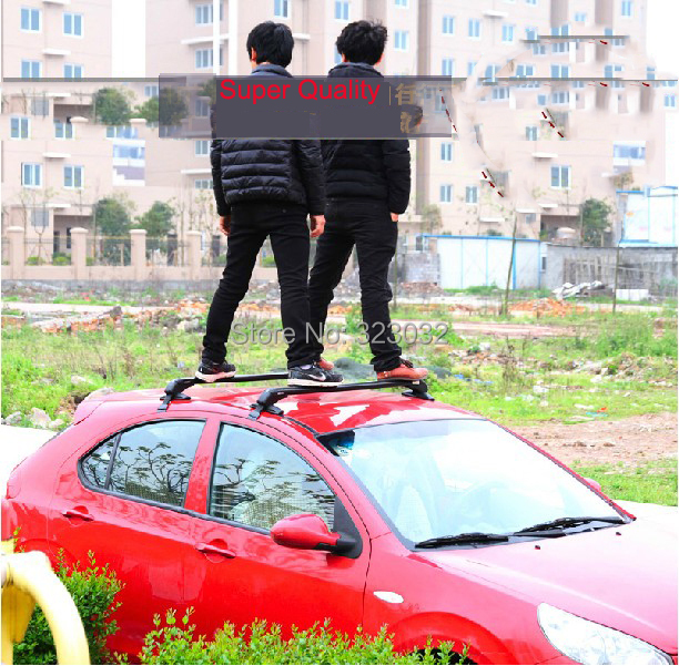 Sportage Roof Rack For Universal Cars Without Existing Side Rails Top  Luggage Set Cargo Mount Cross