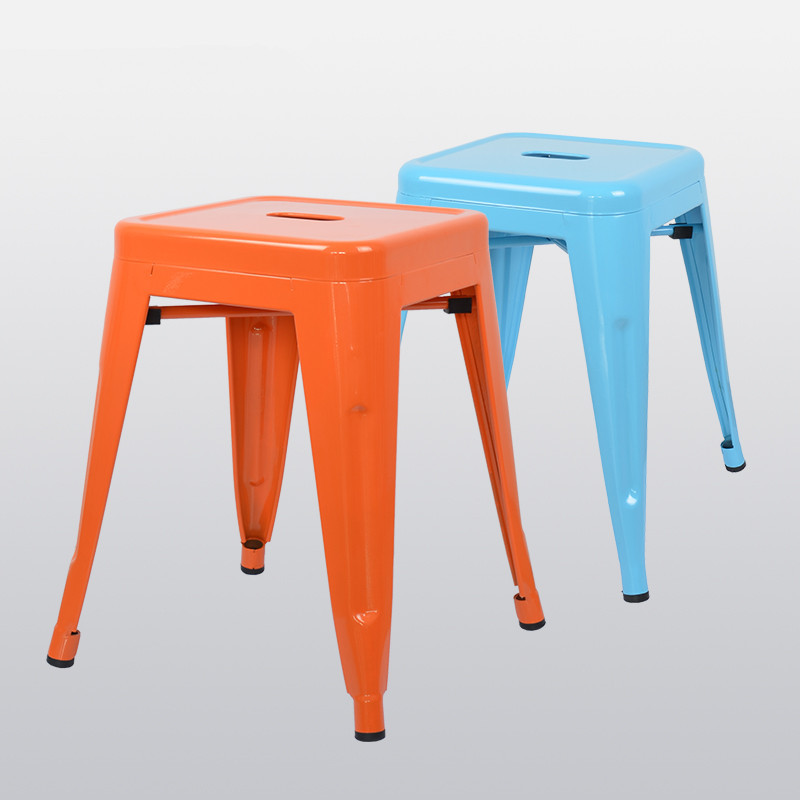 18 inch seat height metal bar stool iron sheet dining chair ... & chair mat Picture - More Detailed Picture about 18 inch seat ... islam-shia.org