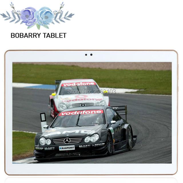 Promoção de vendas 10.1 polegada S108 Octa Núcleo Ram 4 GB Rom 128 GB Tablet Android 6.0 Telefone 4G Chamada Tablet PC tablette GPS bluetooth
