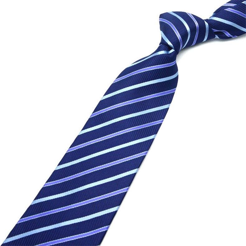 2 (3)  AWAYTR New Design Males Tie 8cm Striped Traditional Enterprise Neck Tie For Males Swimsuit For Wedding ceremony Occasion Necktie HTB1VL93RVXXXXcFXFXXq6xXFXXXX