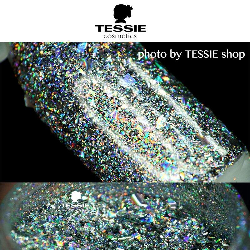 Tessie խանութ 0.2 գրամ Galaxy Holo Flakes Magic - Մանիկյուր - Լուսանկար 1