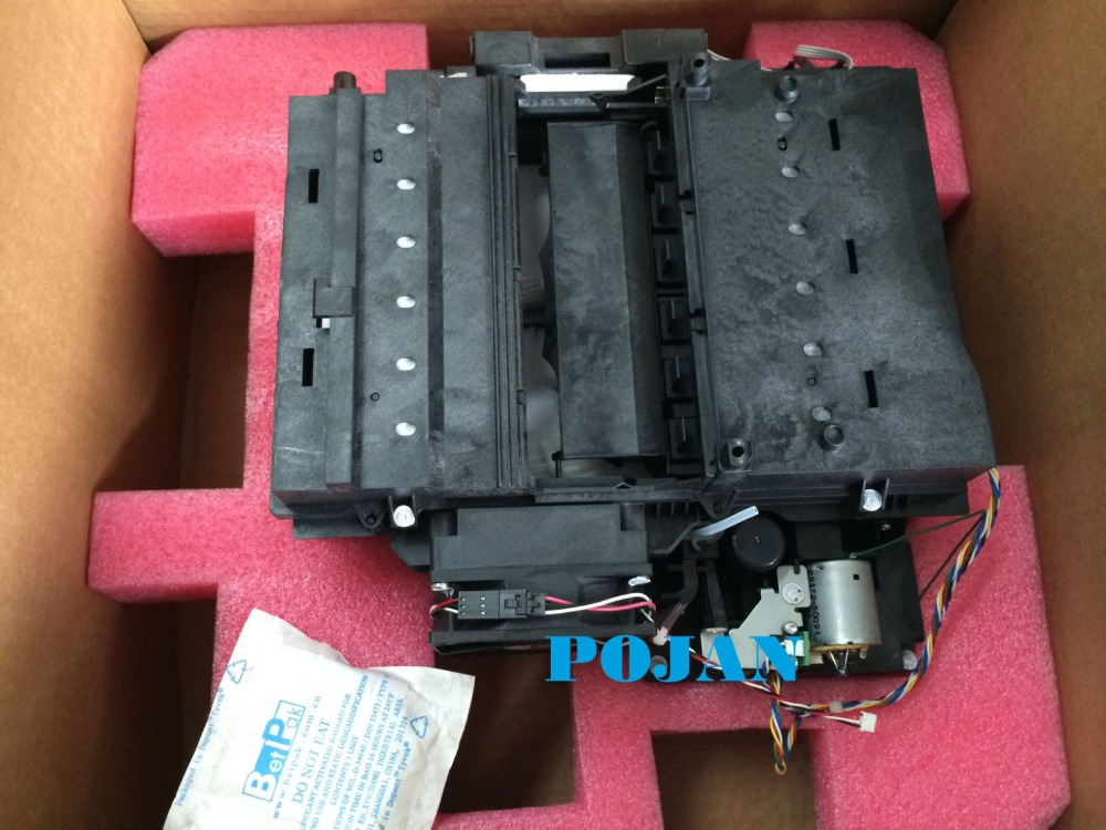 Q6683-60187 INK Service station assembly DesignJet T1100 T610 T1100ps ink printhead plotter service station printer Q6659-60175 for hp1100 t1100ps t610 40g hard drive hdd formatter without new q6683 67027 q6683 67030 q6684 60008 q6683 60193 q6683 60021