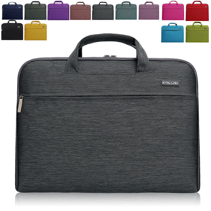 Newest Laptop Bag 11 13 14 15 Waterproof Nylon airbag men computer bags fashion handbags Women shoulder Messenger notebook bag