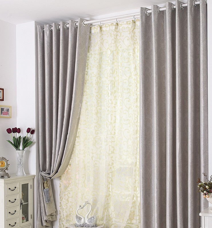 living room curtains cheap cortinas opacas barato al por mayor de alta calidad de 12721