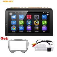 10 2inch Android 4 4 2 10 Quad Core Car Media Player With GPS Navi Radio