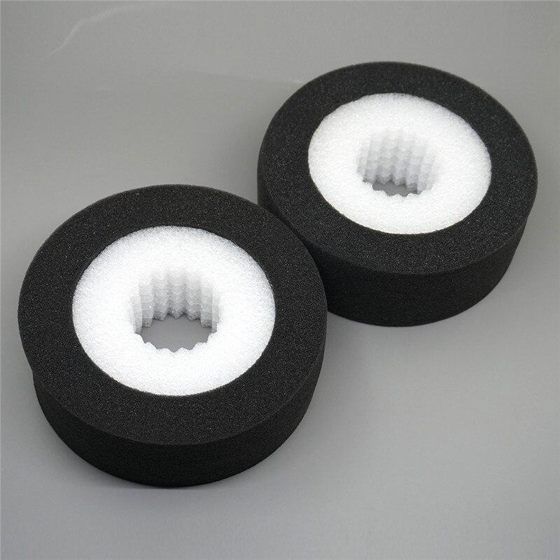 Insertos de neumáticos de esponja de espuma de 2 secciones para coches RC Crawler Wraith 90018