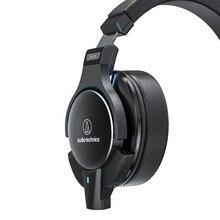 Fiio bluetooth 5.0 áudio música sem fio bluetooth adaptador para áudio technica ATH M50x para ATH MSR7 com aptxll suporte micphone