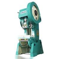 J23 Series Travel Adjustable Power Press,30 Ton eyelet punching machine