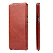 Для samsung Galaxy S8 мобильного телефона чехол Флип Натуральная кожа Защитный чехол для samsung S8 карты кожаный чехол для мобильного телефона