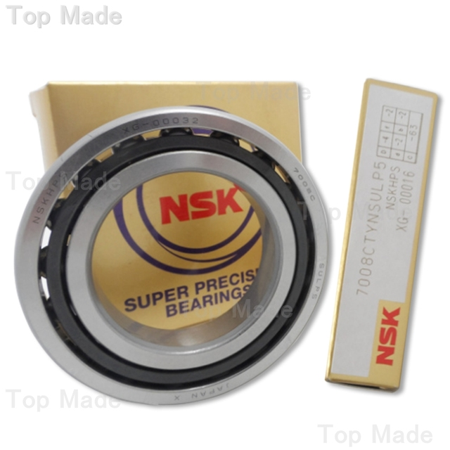 NIB NSK Ball Screw Bearing Super Precision Bearing 35TAC72BSUC10PN7B Free Shipping