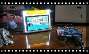 Image 1 - GP90 GP100 شاشة عرض جديد 5.8 بوصة ل جهاز عرض (بروجكتور) ليد GP90 GP90UP عون T90 مصفوفة قرار 1280x800 البروجكتور