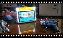 Gp90 gp100 디스플레이 화면 새로운 5.8 인치 led 프로젝터 gp90 gp90up aun t90 매트릭스 해상도 1280x800 프로젝터 액세서리