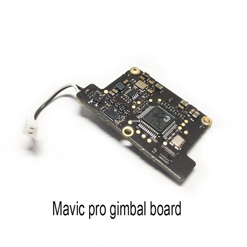 Carte de commande de cardan pour DJI Mavic Pro 100% nouvelles pièces de réparation de Drone d'origine