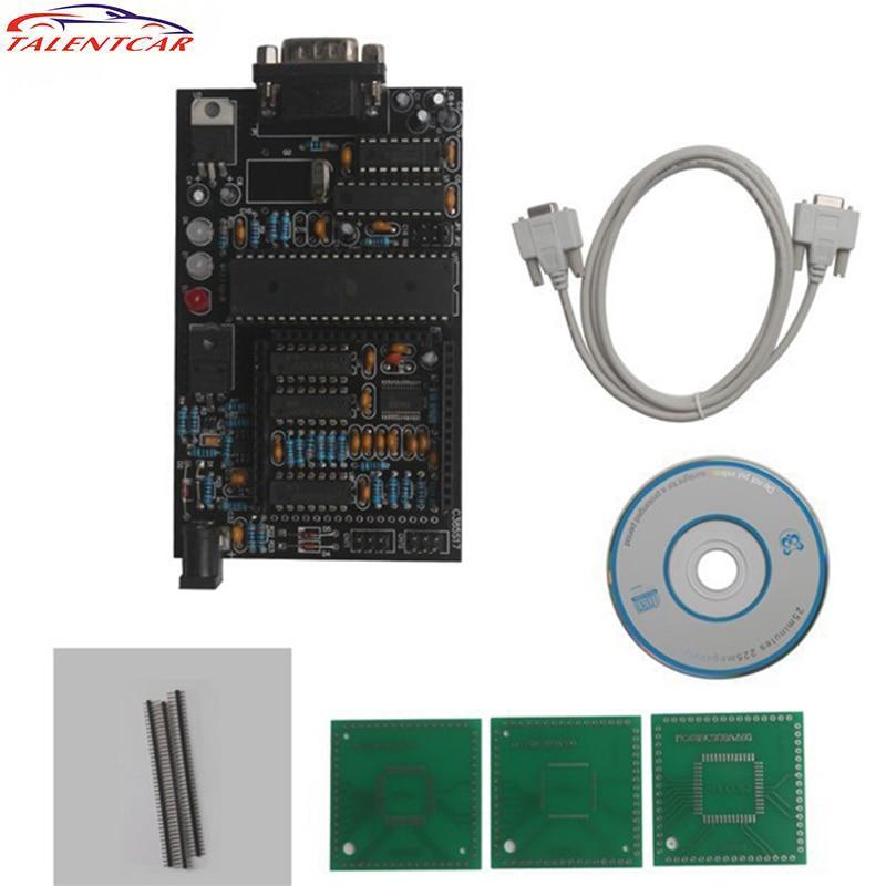 лучшая цена Best Selling ETL 908 Programmer for Mo- torola for MC68HC908AZ60 programmer DHL free