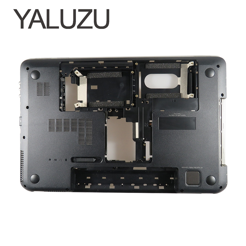 YALUZU New for HP for Pavilion DV7 DV7-6000 Series Bottom Cover 665604-001 E Shell LOWER CASE Laptop BLACK 665978-001 680944-001 цена