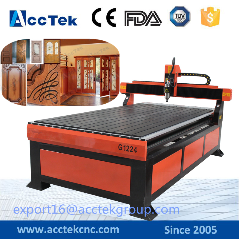 china 3D Wood Carving Machine 4x8 ft Cnc Router 1325 1224 cheap Price