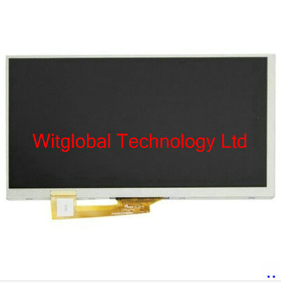 New LCD Display Matrix For 7 Irbis TZ60 3G Tablet 30Pins inner LCD screen panel Module Replacement Free Shipping new lcd display matrix for 7 nexttab a3300 3g tablet inner lcd display 1024x600 screen panel frame free shipping