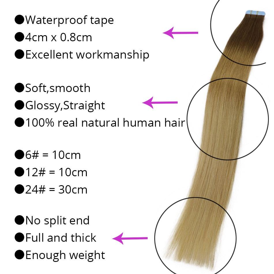 Mshair t1b - 人間の髪の毛(白) - 写真 2