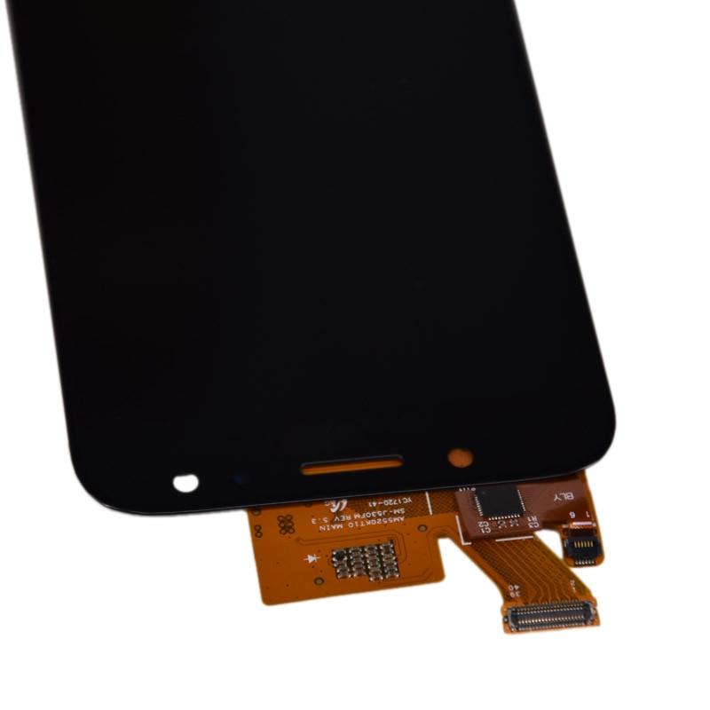Original 5.2 ''Amoled lcd pour Samsung Galaxy J5 2017 J530 J530F AMOLED LCD écran tactile numériseur assemblée J5 Pro 2017 - 4