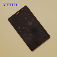 5Pcs LCD Touch Screen Digitizer Assembly For Huawei Honor Play Meadiapad 2 KOB L09 MediaPad T3