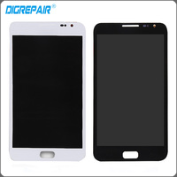 Black White For Samsung Galaxy Note N7000 LCD Display Monitor Touch Screen Panel With Digitizer Glass