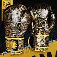 Guantes De Kick Boxing para hombres y mujeres PU Karate guantes De Muay Thai De Boxeo Lucha Libre MMA Sanda entrenamiento adultos equipos guantes para niños