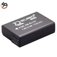 LPD 1100 мАч 100% Новый Сменный аккумулятор для камеры Nikon EN-EL14 P7000 D3100 D3200 D5100 D5200 DF P7100 P7200 P7700 P7800