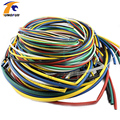 Heat Shrink Tubing Kit 3m/14m/27m/58m Insulation Shrinkable Tube Assortment Electronic Polyolefin Ratio 2:1 Wrap Wire Cable