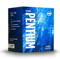 original Intel Pentium G4560 Processor 3MB Cache 3.50GHz LGA1151 Dual Core Desktop PC CPU G 4560 Box verison with cooler